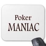PEMAIN POKER TIPE MANIAC
